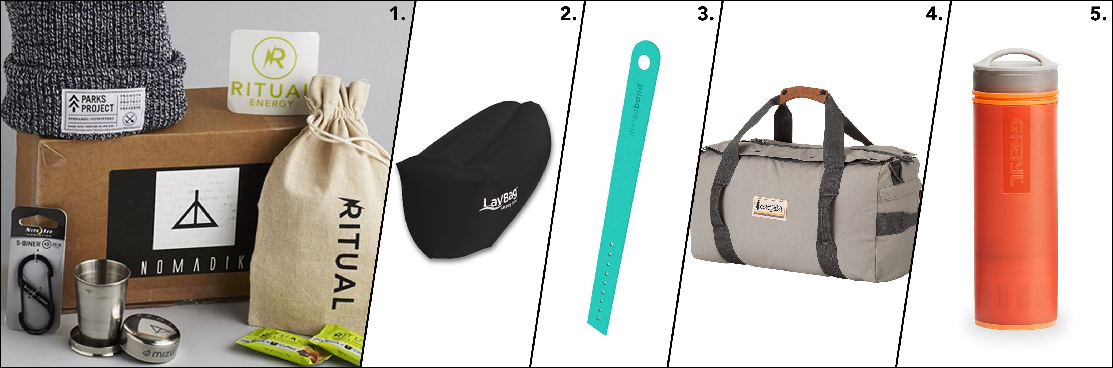 Holiday gift guide for outdoorsmen