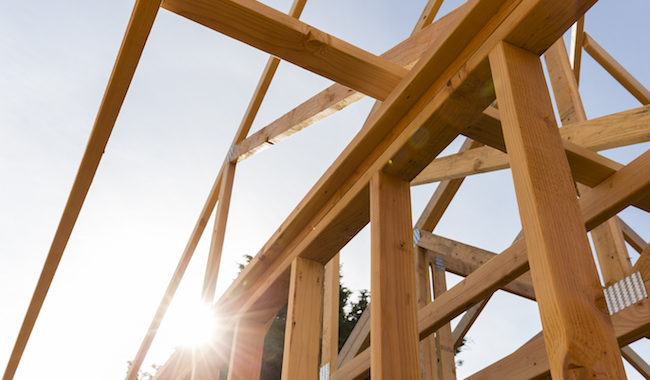 The Foundation Of A Mortgage For New Construction