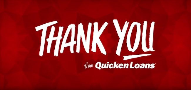 Thank You for Being You - Quicken Loans Zing Blog