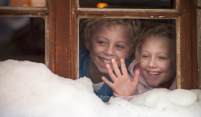Snow Day Essentials To Keep Your Kids Entertained