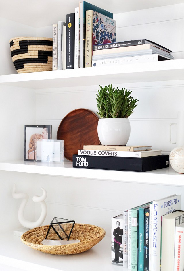 5 Easy Steps to Style Your Bookshelf - Quicken Loans Zing Blog