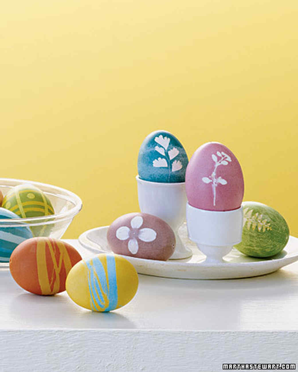 10 Egg-stremely Easy Easter Egg DIYs - Quicken Loans Zing Blog