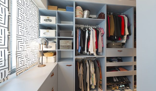 Tips For Organizing Your Closet And Keeping It Tidy