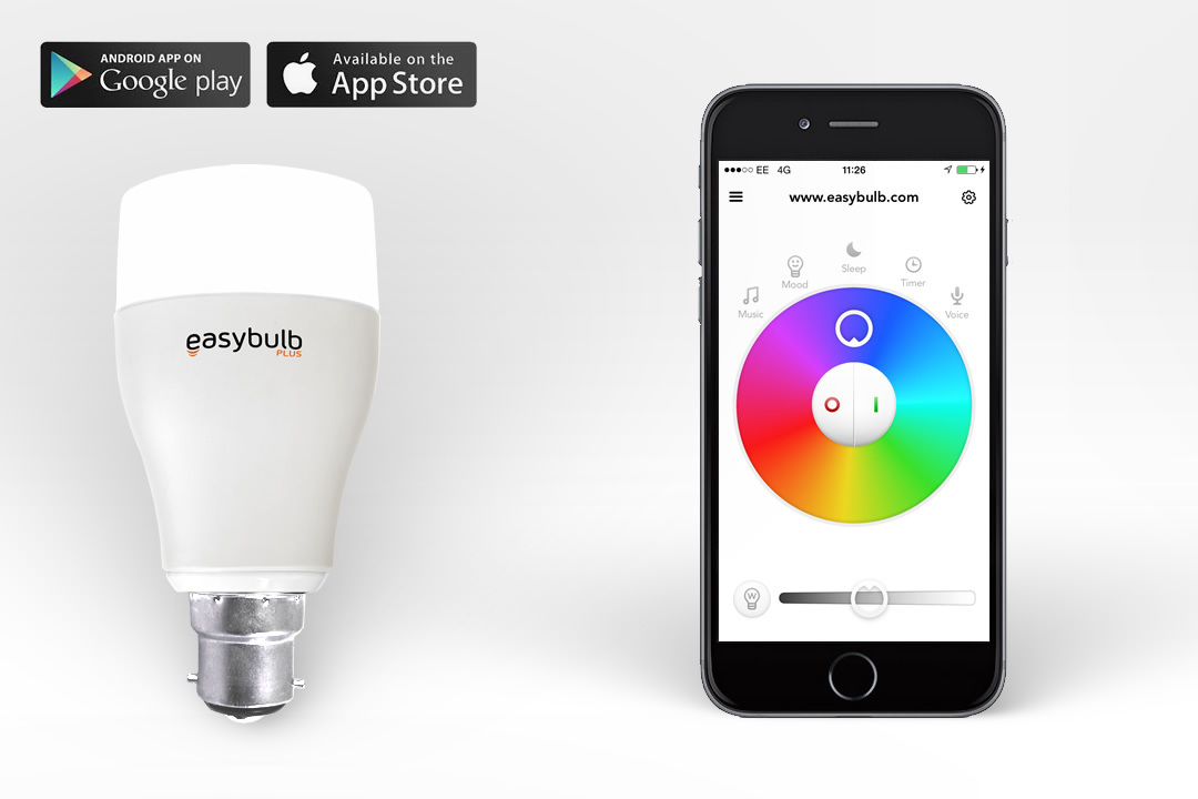 easy bulb and app