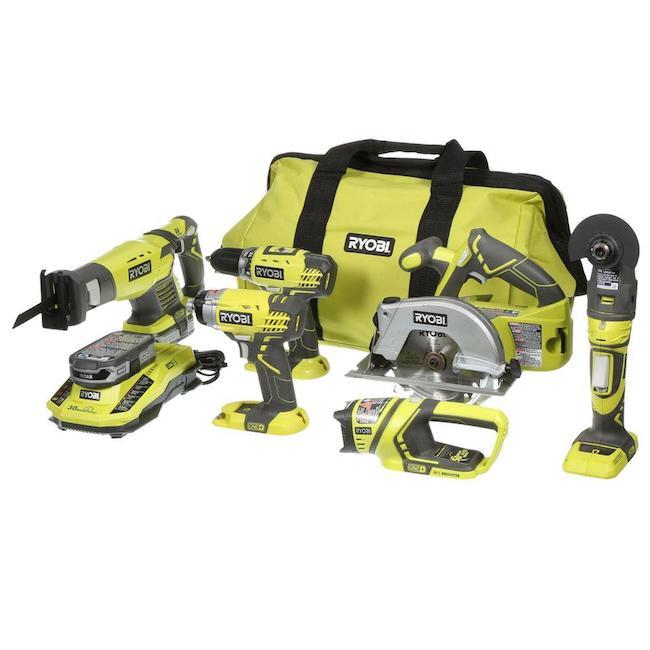 Combo tool kit