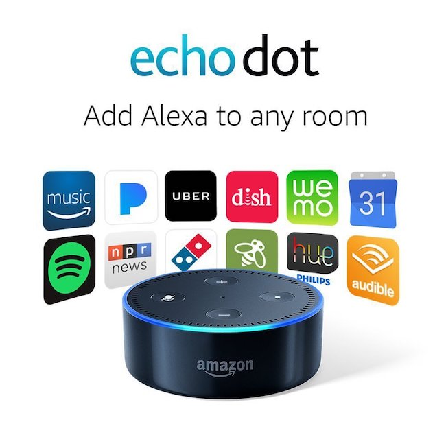 The Echo Dot
