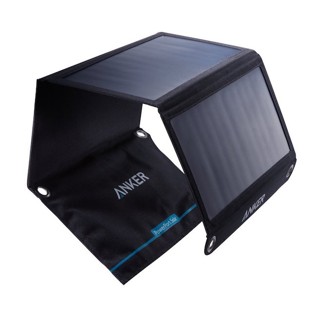Solar charger,