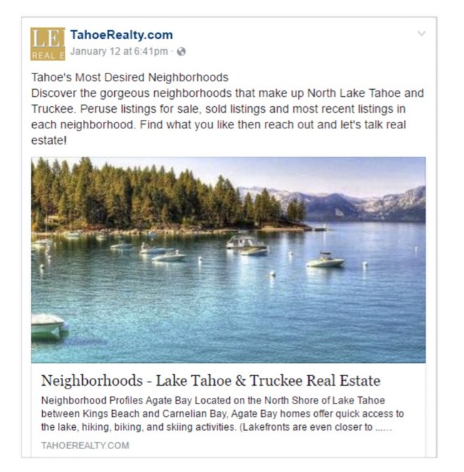 Get Social and Get More Real Estate Leads with Facebook - Quicken Loans Zing Blog