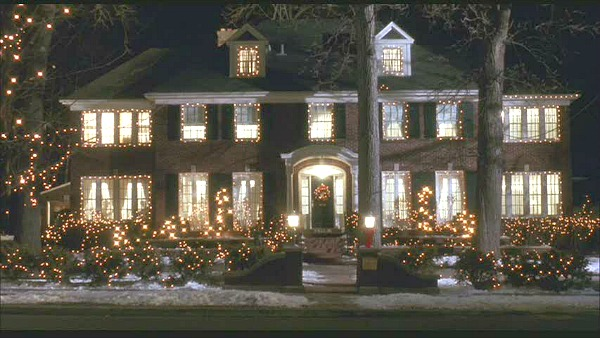"The ""Home Alone"" Movie House"