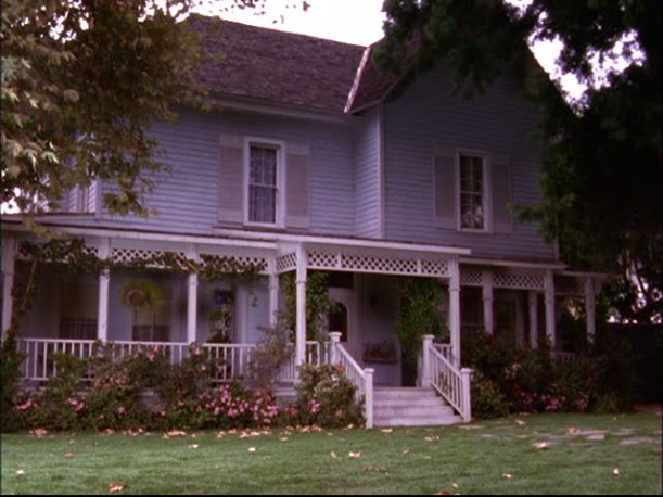 "The ""Gilmore Girls"" Movie House"
