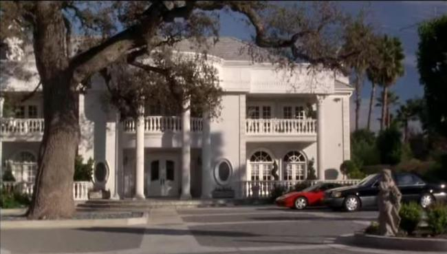 "The ""Clueless"" Movie House"