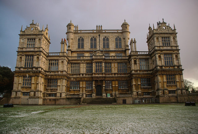 "The ""Wayne Manor"" House"