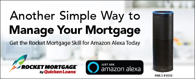 Make Your Mortgage Payment with Your Amazon Echo - Quicken Loans Zing Blog