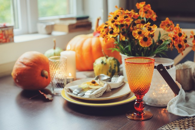 5 Subtle Ways to Incorporate Thanksgiving Decorations into Your Home – Quicken Loans Zing Blog