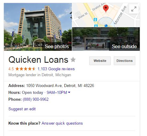 Tips for Real Estate Agents to Make Their Businesses Rank Better in Google and Other Search Engines - Quicken Loans Zing Blog