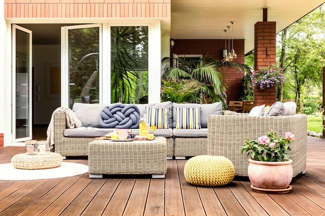 7 Emerging Trends In Patio Furniture
