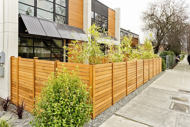 Energy efficient house