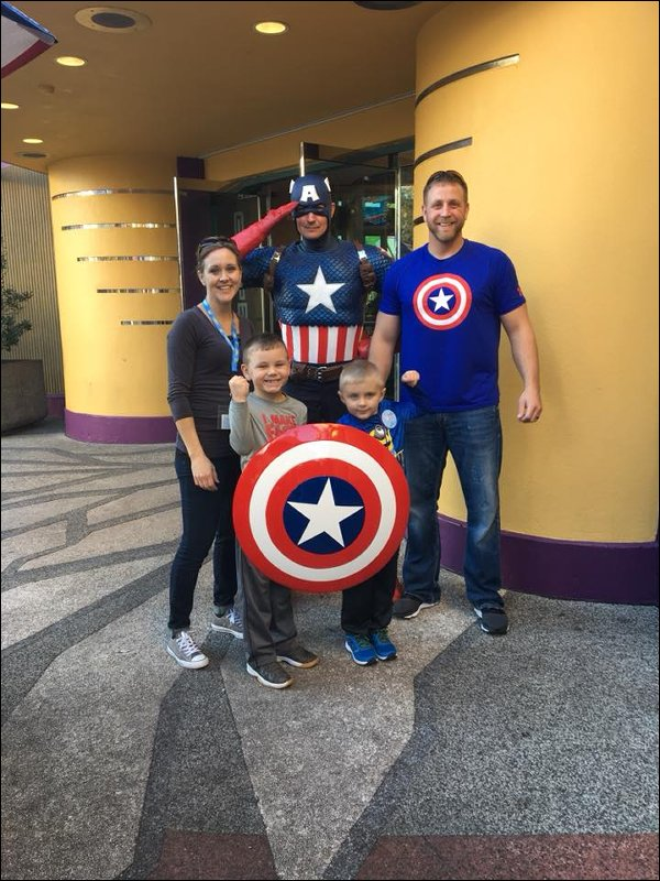 Congratulations to Our Nominate Your Hero Winners - Quicken Loans Zing Blog