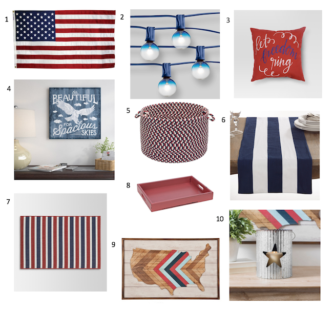 Decorating Your Home for Patriotic Holidays - Quicken Loans Zing Blog