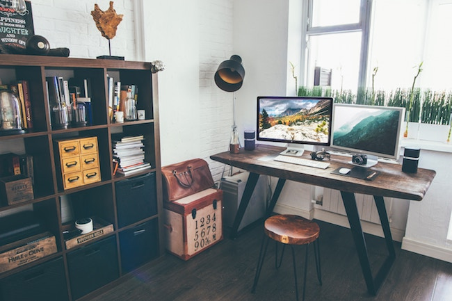 Amazing 7 Ways To Create A More Productive Home Office