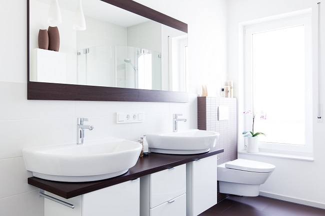 12 Super Smart Small Bathroom Ideas – Quicken Loans Zing Blog