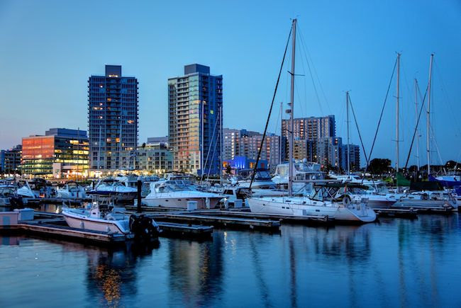 Most Expensive Cities In The US Stamford, Connecticut Harbor Point