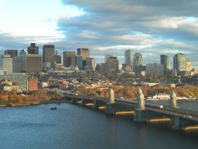 Most Expensive Cities In The US Boston, Massachusetts Boston Skyline