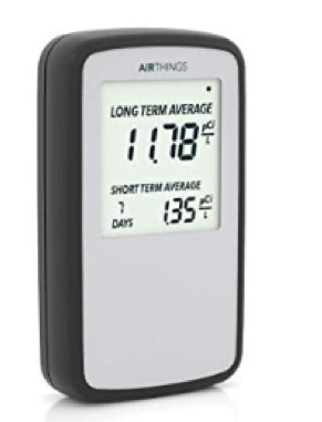 Corentium Home Radon Detector by Airthings