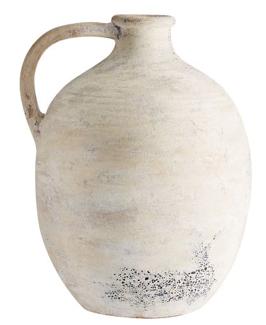Artisan vase jug