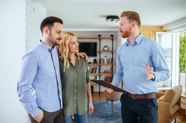 clients hesitant to renovate speaking with real estate agent