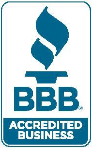 A+ rating with Better Business Bureau.