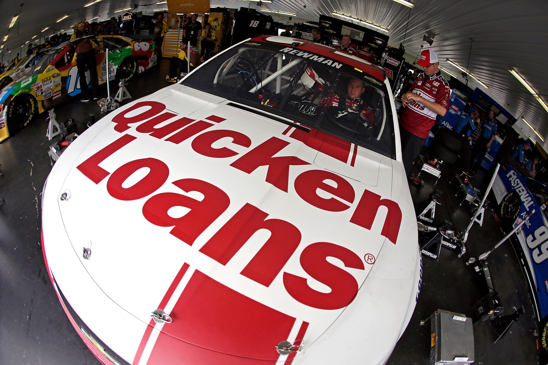At Pocono Raceway In Long Pond, Pennsylvania On August 1, 2014. Tommy Grassmann/CIA