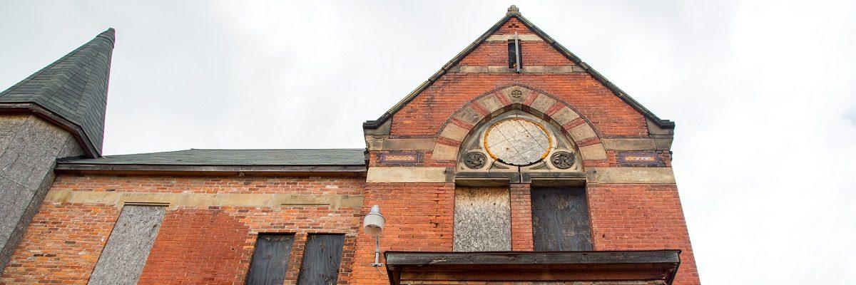 HGTV And Quicken Loans Collaborate To Restore Historic Ransom Gillis Mansion Alongside Brush Park Development Company