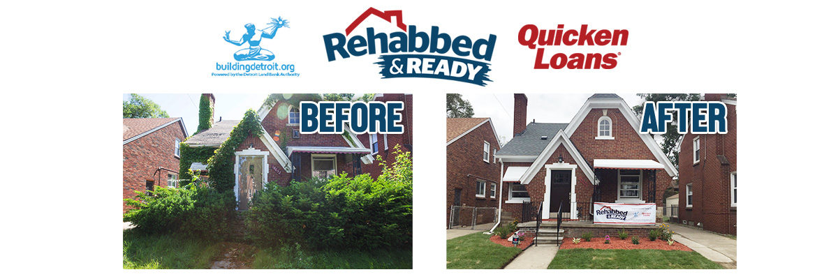 Rehabbed And Ready: Public-Private Partnership To Renovate And Auction Homes In Detroit Neighborhoods, Bring Much-Needed Pricing Stability To Area