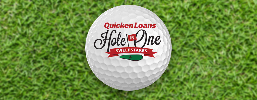 Quicken Loans Hole-In-One Sweepstakes Returns To Offer Yearlong Mortgage Payment For Each Hole-In-One Made On PGA TOUR