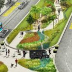 Quicken Loans Invests $400,000 To Create Detroit's Newest Public Space On Two Of The Largest Medians Along Woodward Avenue