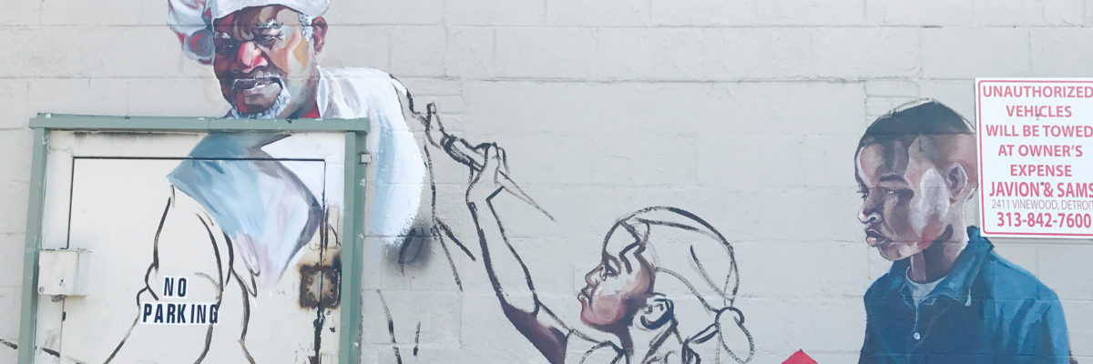 Quicken Loans Supports Artists And Entrepreneurs In Detroit Neighborhoods With Small Business Murals Project