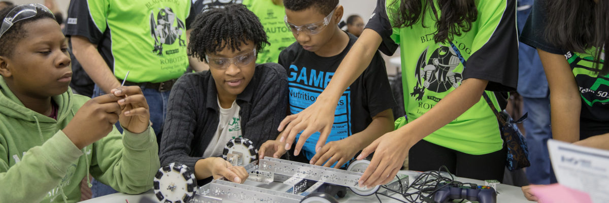 Quicken Loans Doubles Down On STEM With FIRST® Championship Sponsorship And Creation Of 20 New Robotics Teams In Detroit