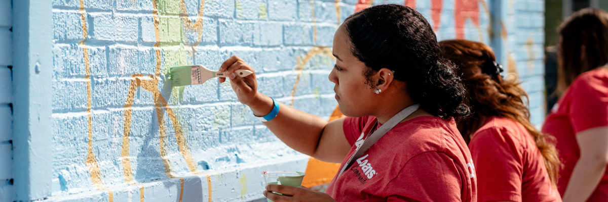Detroit Entrepreneurs And Artists Collaborate On Second Annual Quicken Loans Small Business Murals Project