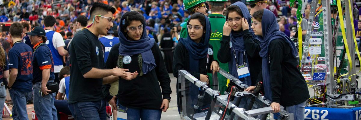 Quicken Loans Renews Key Sponsorship For The 2nd Consecutive FIRST® Robotics Championship In Detroit