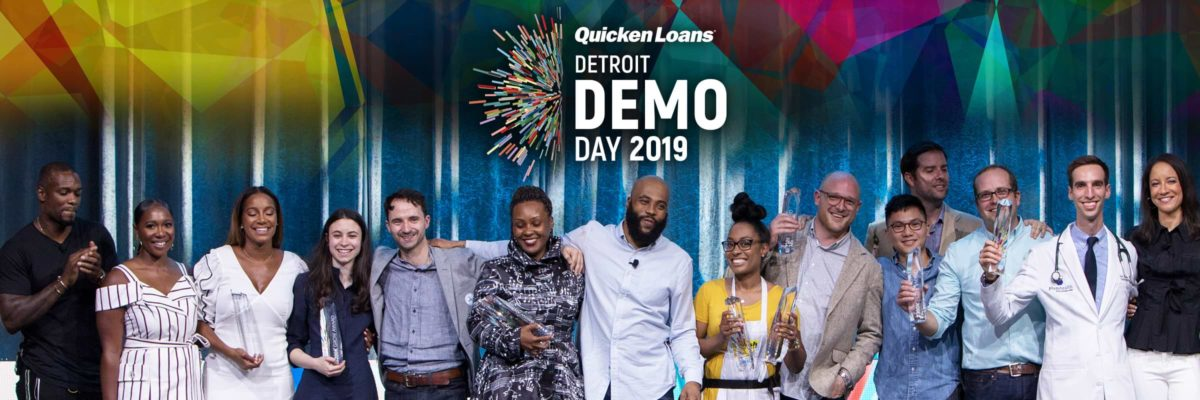 15 Entrepreneurs Set To Compete For A Share Of $1.2 Million In Funding At 3rd Annual Quicken Loans Detroit Demo Day