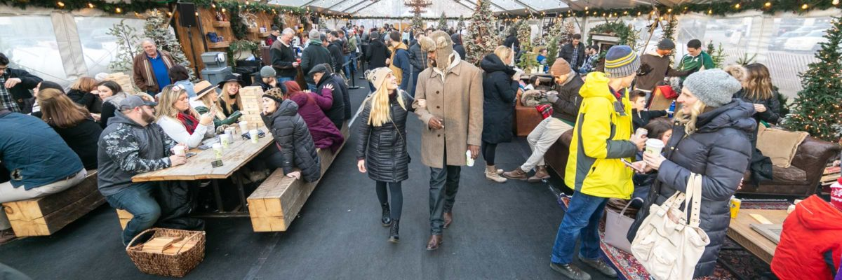 Detroit-Area Entrepreneurs Selected For The Downtown Detroit Markets This Holiday Season