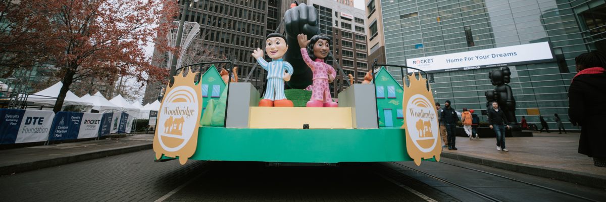 "Rocket Mortgage By Quicken Loans Unveils New Float, ""Home For Your Dreams"""
