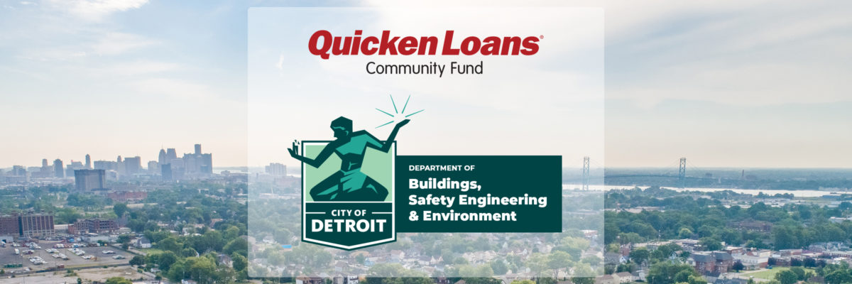City Of Detroit, Quicken Loans Community Fund Partner To Streamline Permitting And Inspection Process