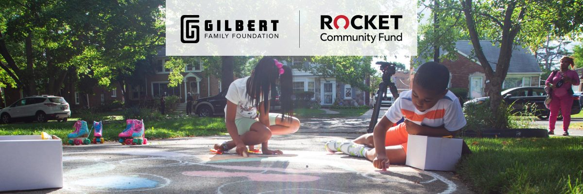 Gilbert Family Foundation, Rocket Community Fund Announce $500 Million Philanthropic Investment In Detroit, First Allocation Will Pay Off Property Tax Debt Of 20,000 Low-Income Detroit Homeowners
