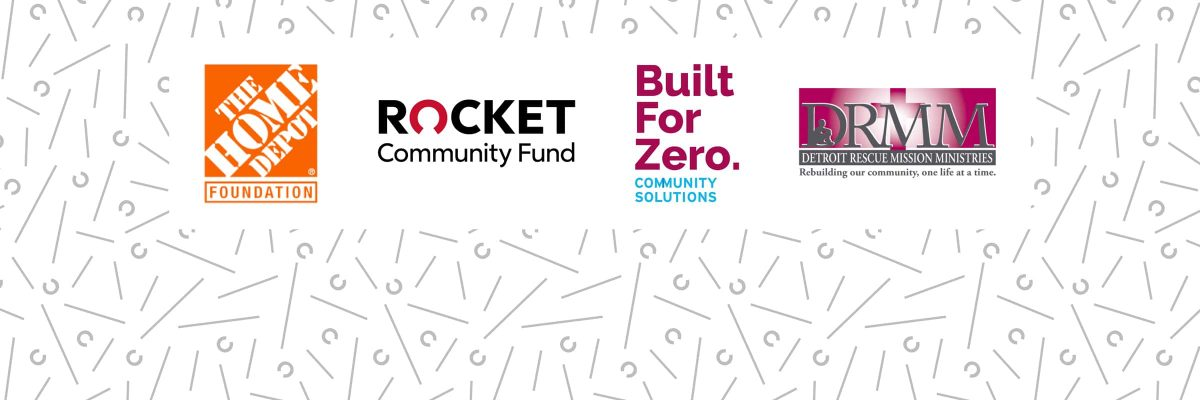 Rocket Community Fund, The Home Depot Foundation Invest $750,000 In Permanent Supportive Housing For Veterans At Facility Operated By Detroit Rescue Mission Ministries